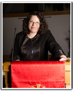 Picture of Pastor Susanna Orensky